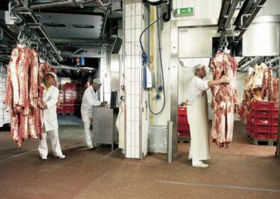 อุตสาหกรรมการแปรรูปเนื้อสัตว์ Meat Industry
