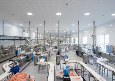 อุตสาหกรรมแปรรูปอาหารทะเล Fish and Seafood Industry
