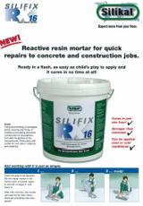 Concrete Patch Repair R16