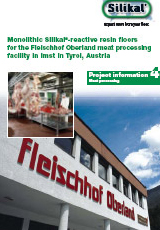 Meat Processing Project Info No.4